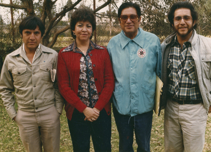 Manuel Toral, Belinda PerezTagle, Rogelio Cova